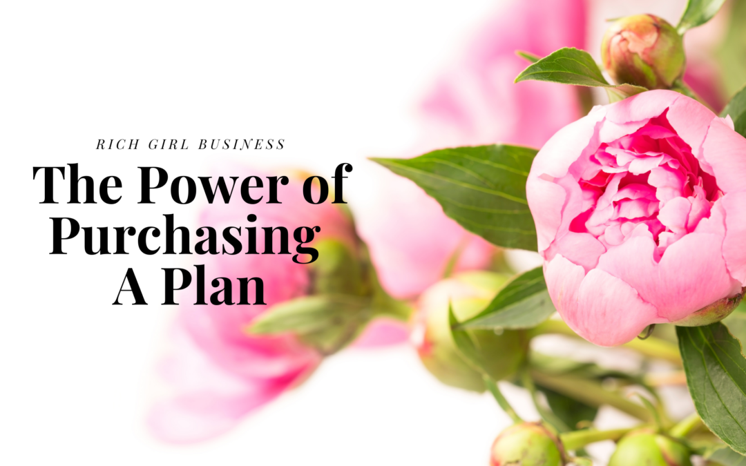The Power of Purchasing A Plan